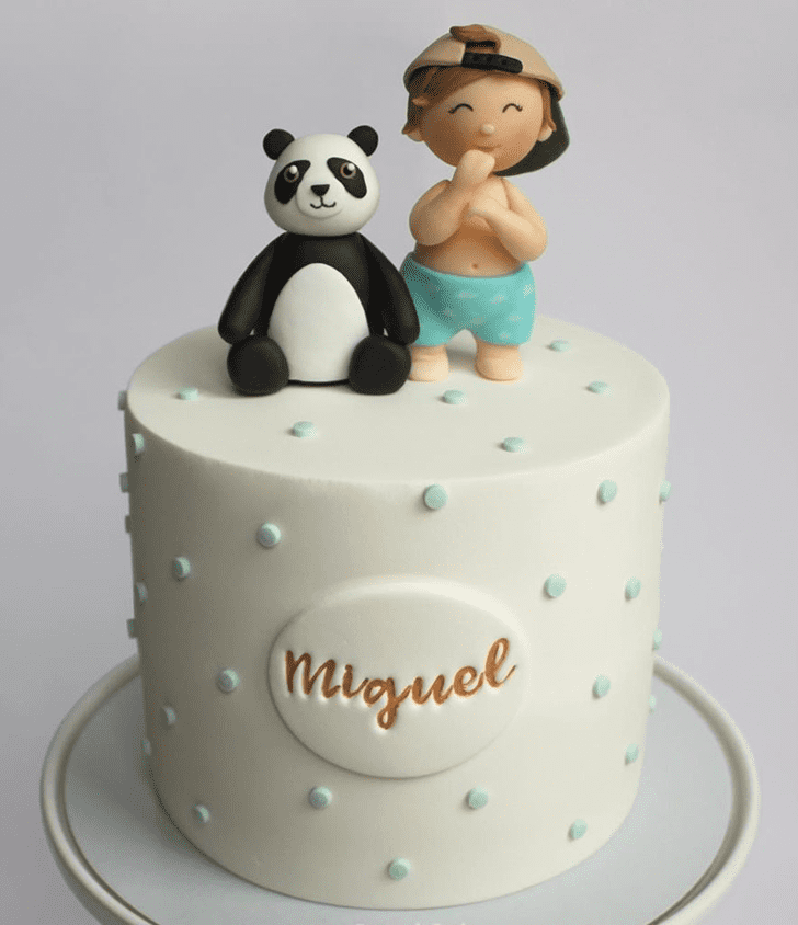 Slightly Panda Cake