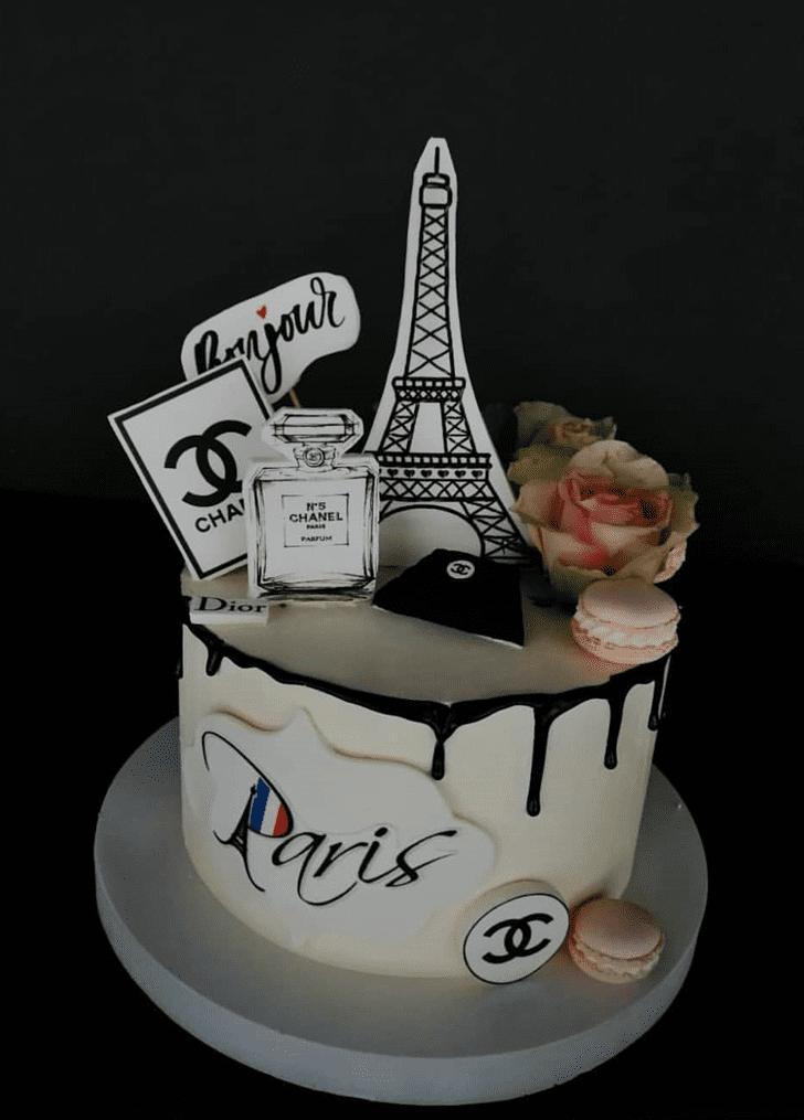 Beauteous Paris Cake