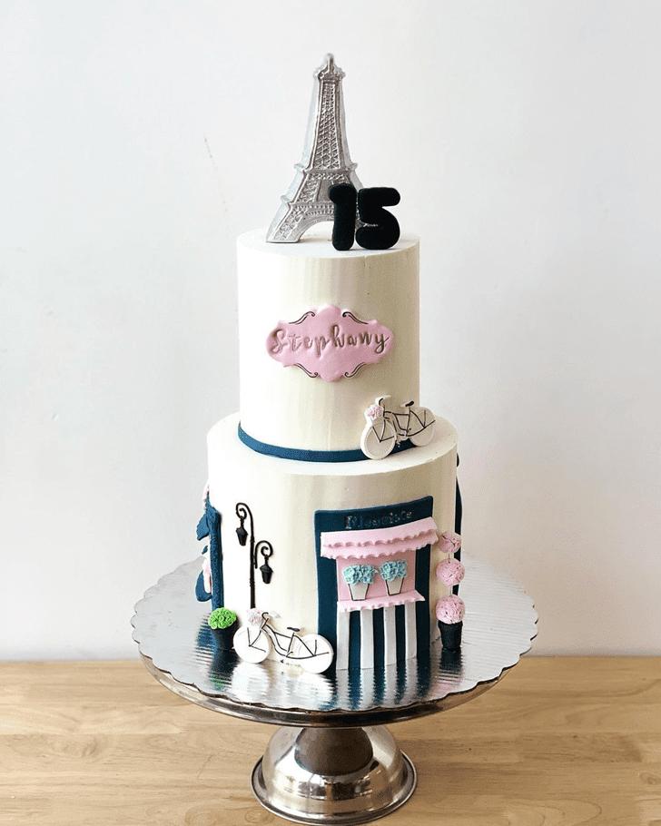Excellent Paris Cake