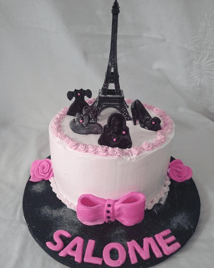 Exquisite Paris Cake