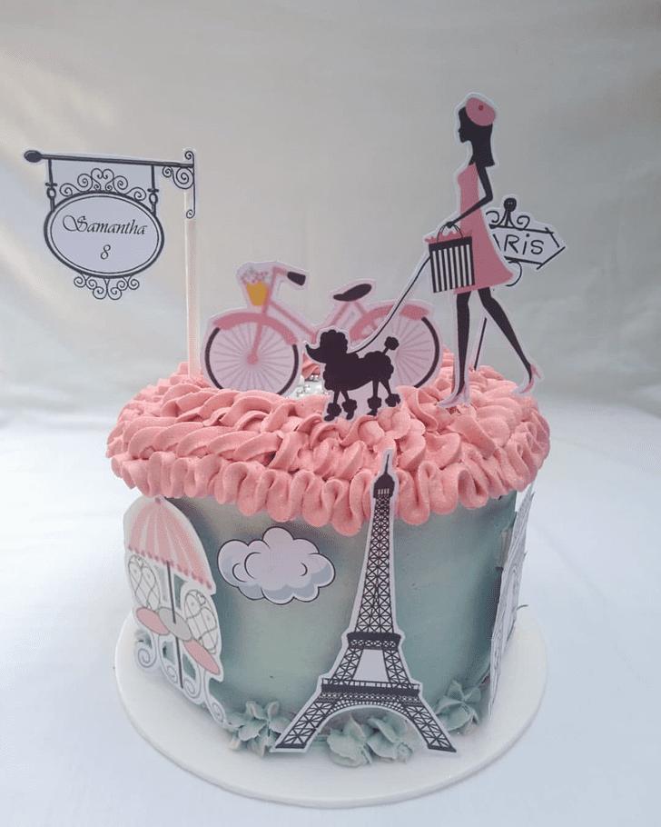 Magnificent Paris Cake