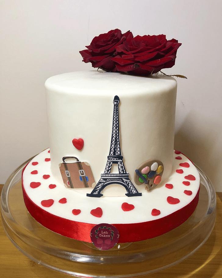 Marvelous Paris Cake