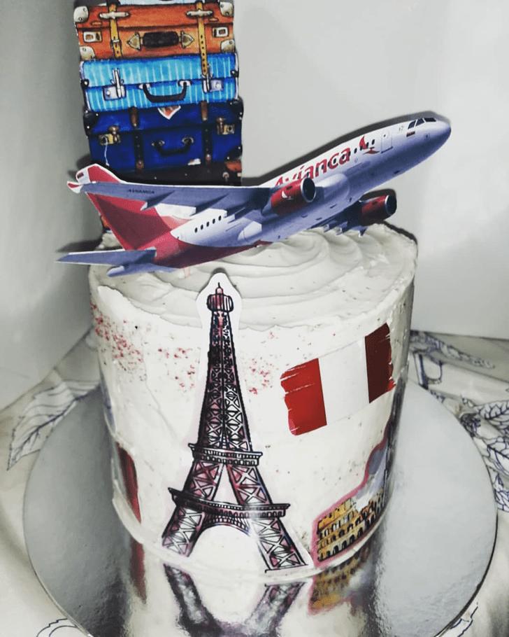 Radiant Paris Cake