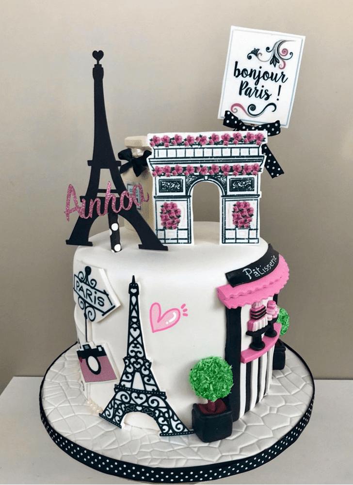 Stunning Paris Cake