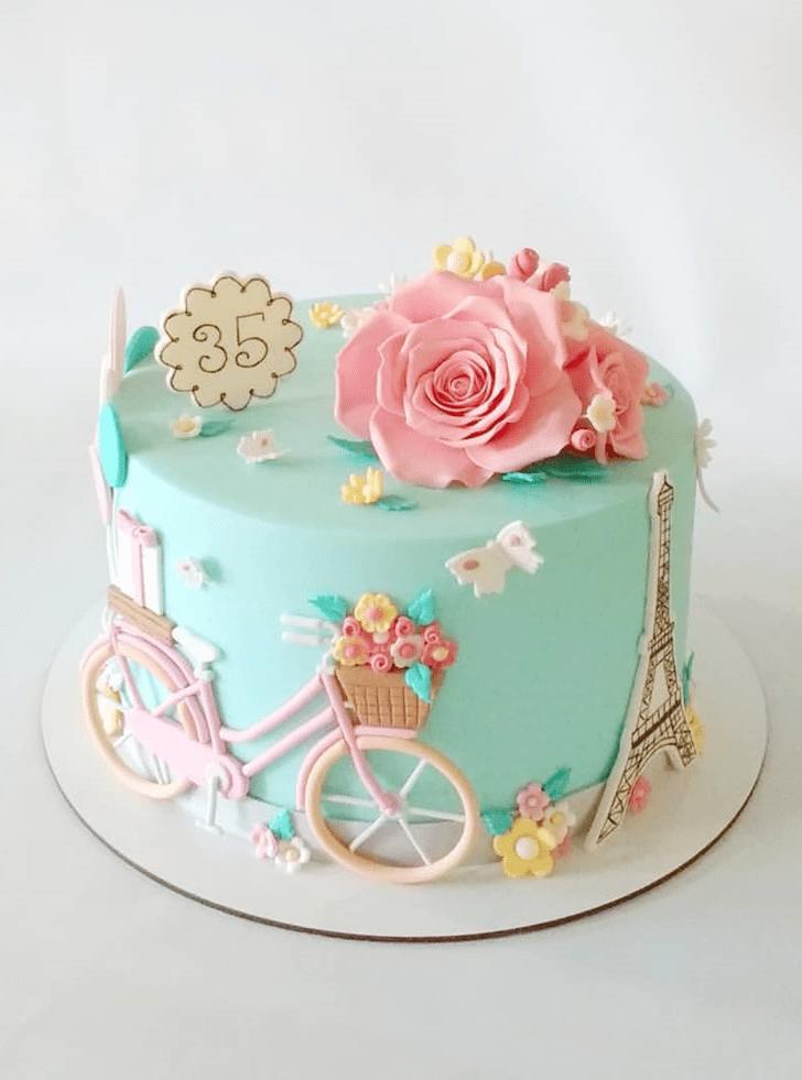 Wonderful Paris Cake Design