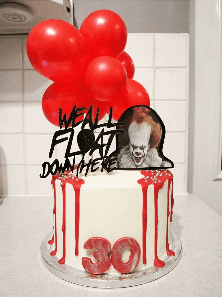 Charming Pennywise Cake