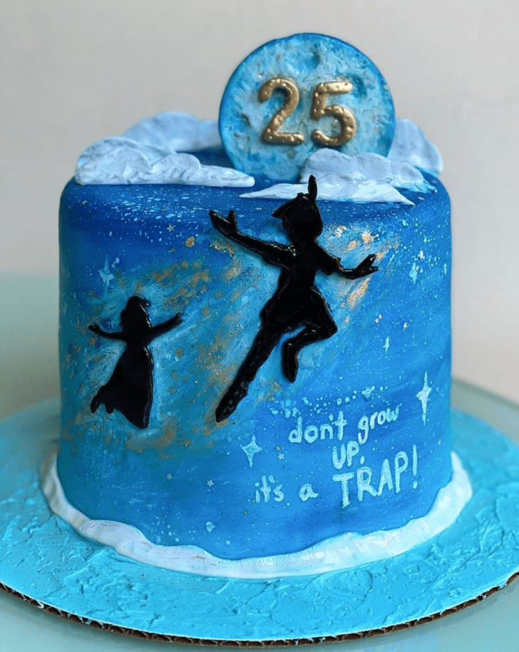 Adorable Peter Pan Cake