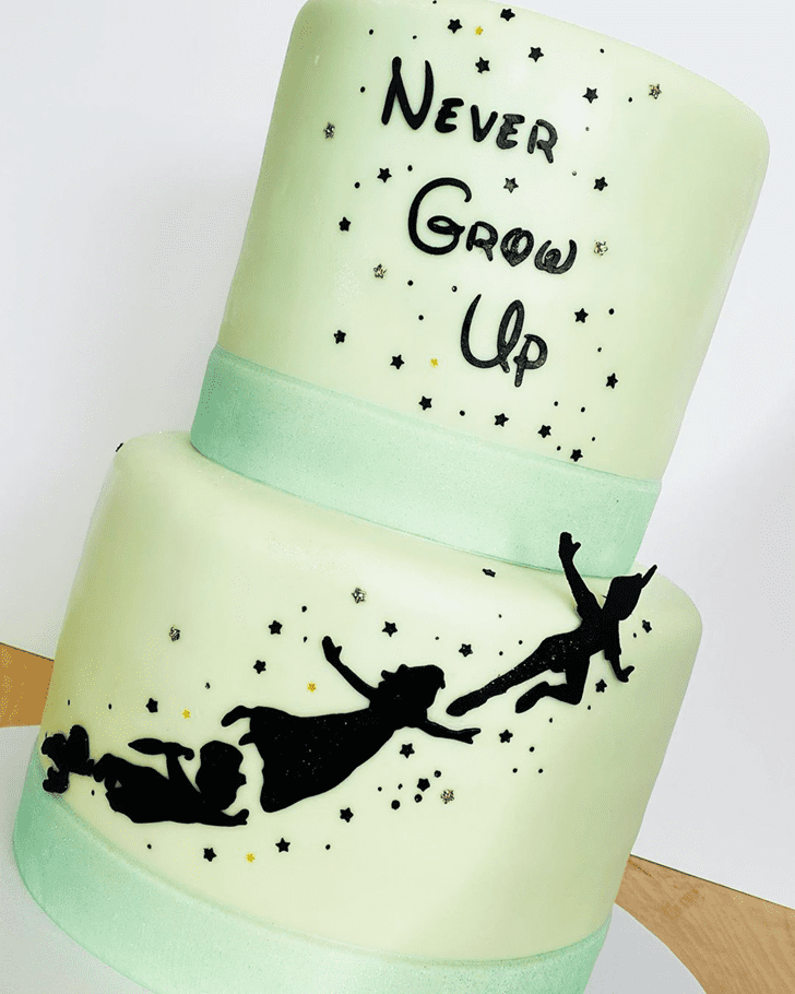 Appealing Peter Pan Cake