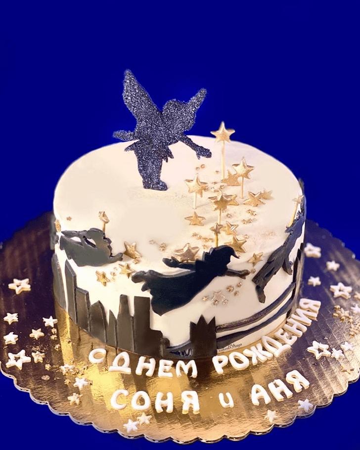 Divine Peter Pan Cake