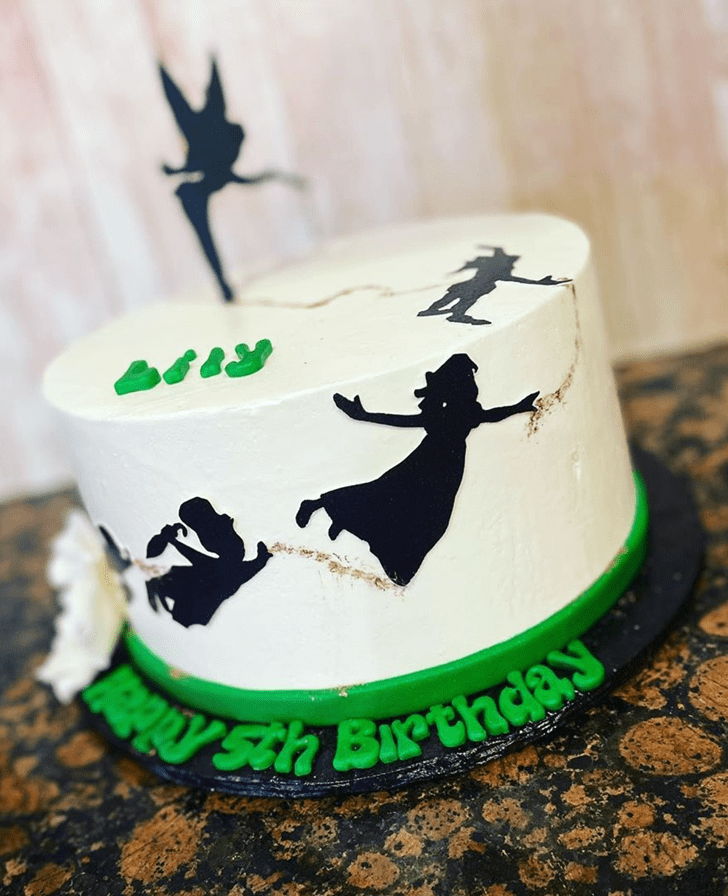 Excellent Peter Pan Cake
