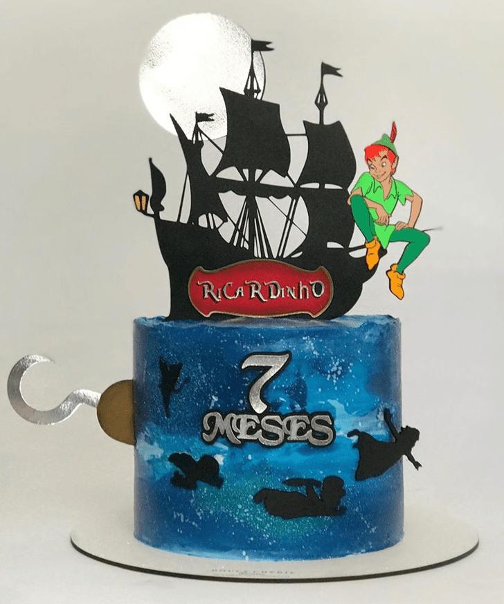 Fair Peter Pan Cake