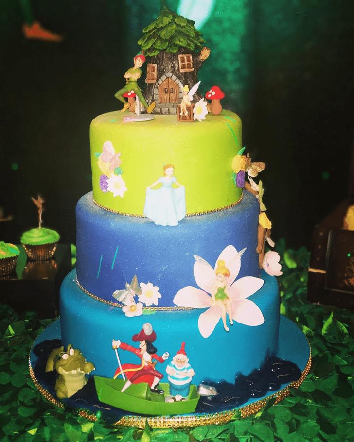 Handsome Peter Pan Cake