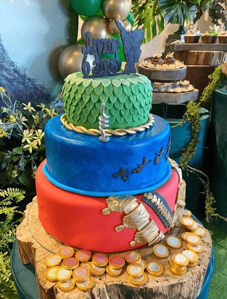 Magnificent Peter Pan Cake