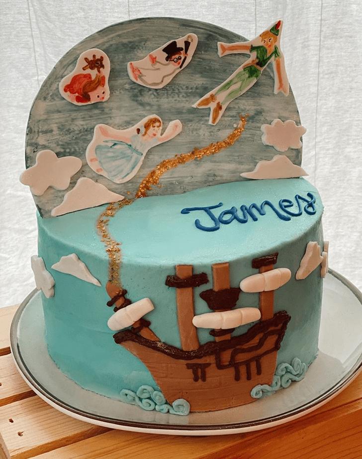 Nice Peter Pan Cake