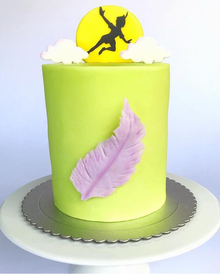 Splendid Peter Pan Cake