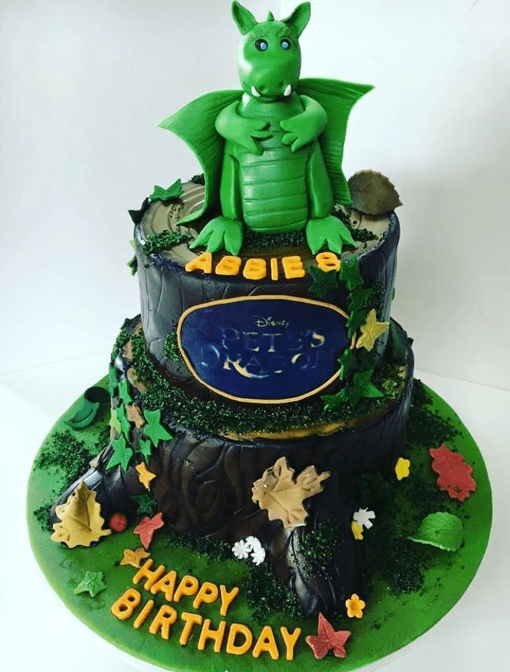Adorable Petes Dragon Cake