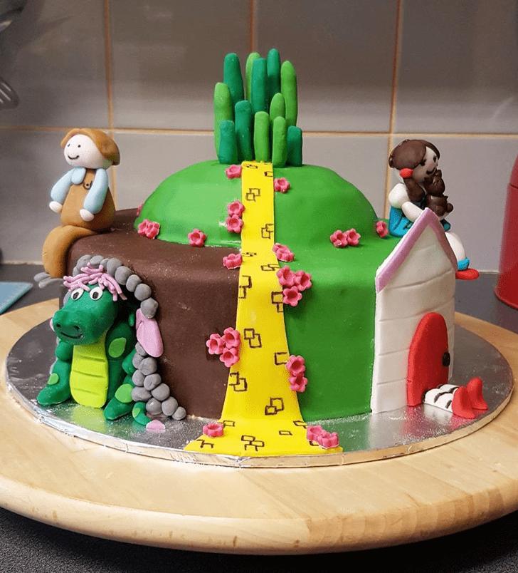 Alluring Petes Dragon Cake