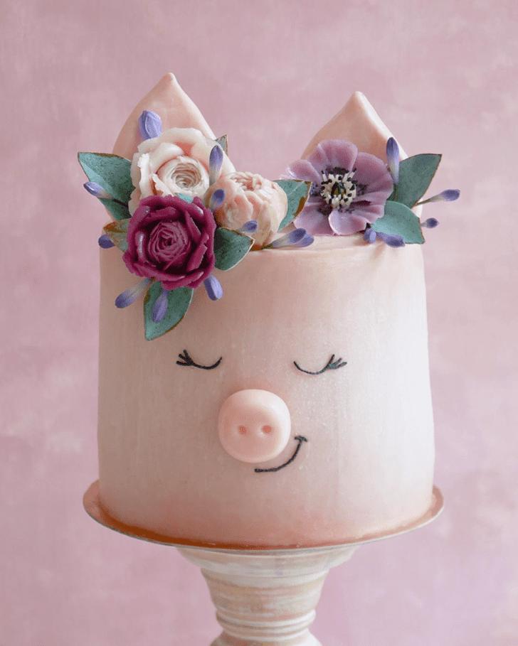 Divine Pig Cake