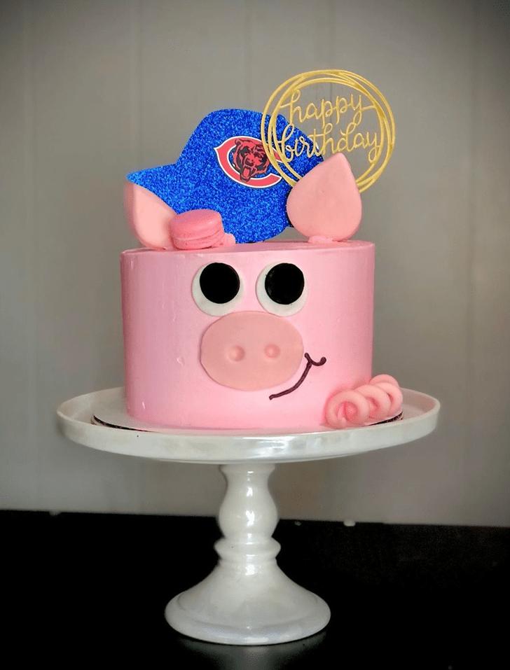 Marvelous Pig Cake