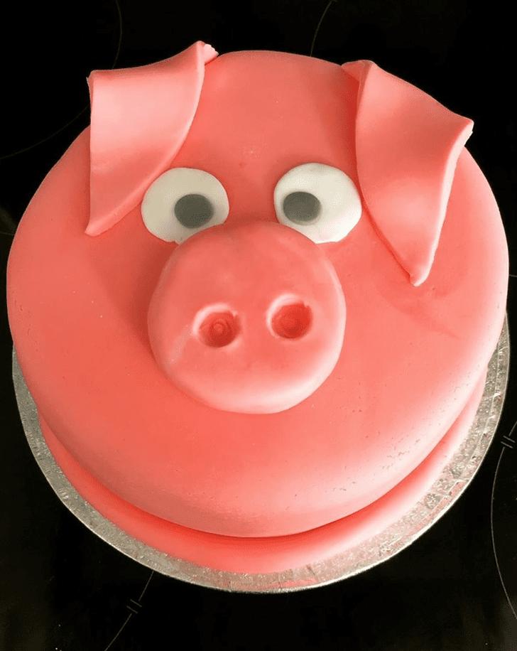 Slightly Pig Cake