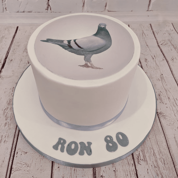 Delicate Pigeon Cake