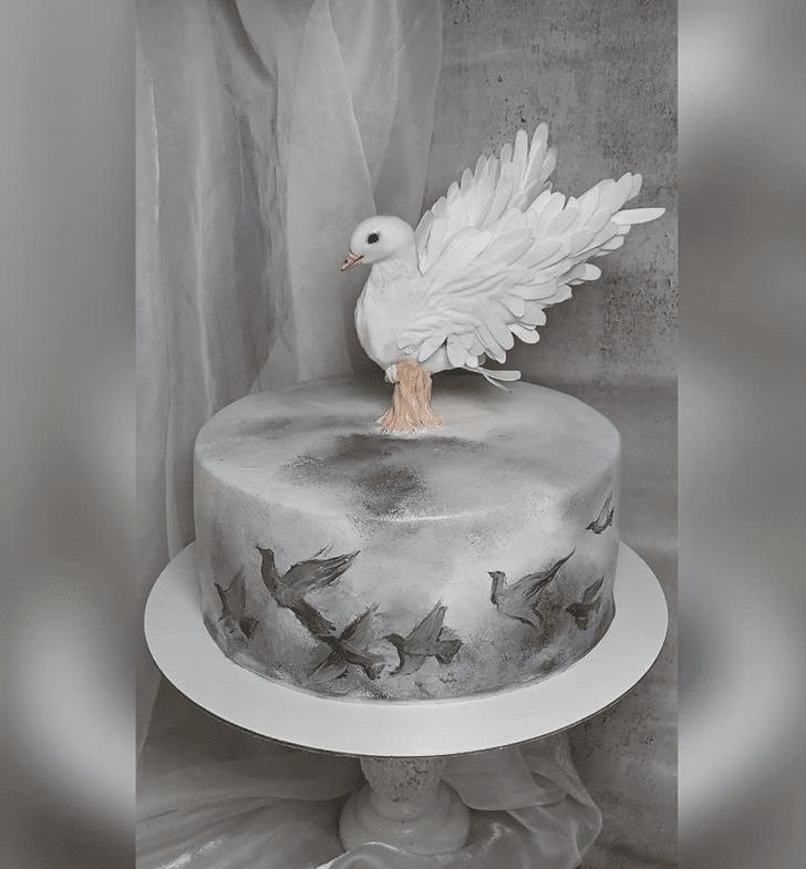 Divine Pigeon Cake