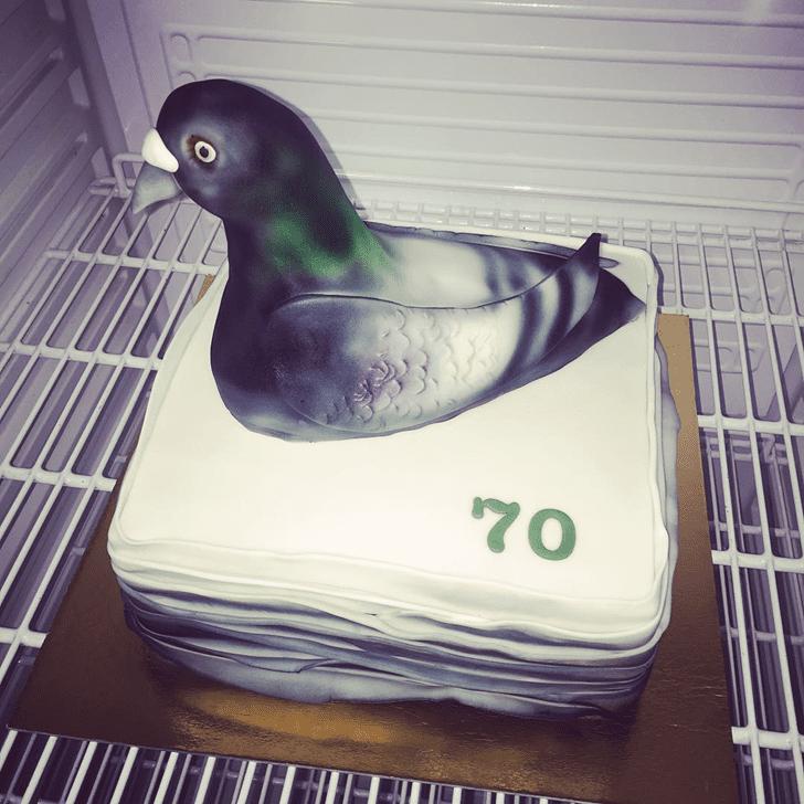 Fair Pigeon Cake