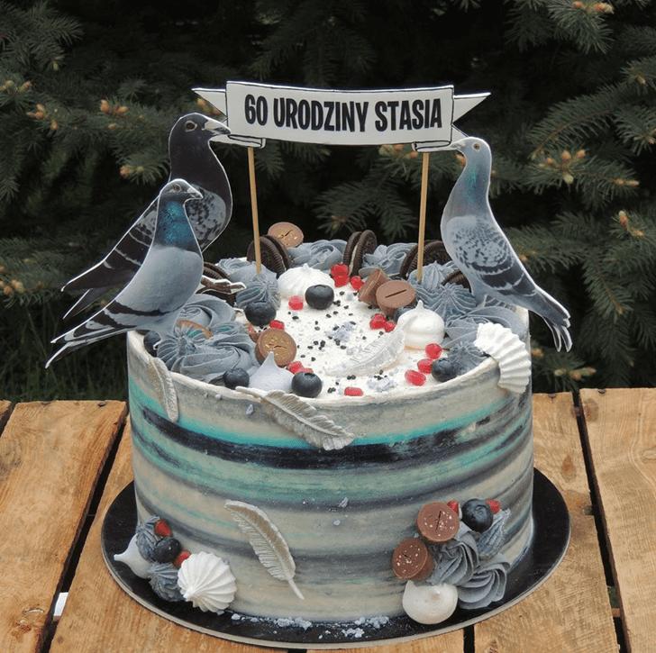 Fine Pigeon Cake