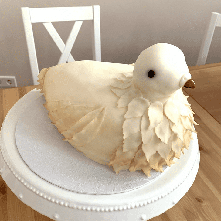 Gorgeous Pigeon Cake