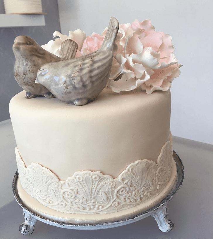 Marvelous Pigeon Cake
