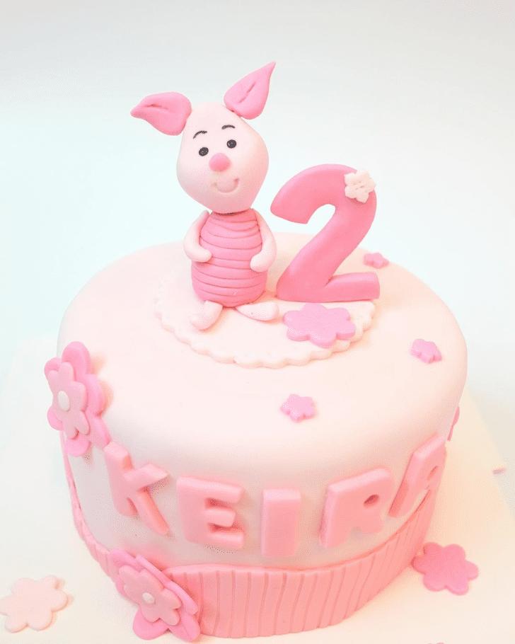 Classy Piglet Cake