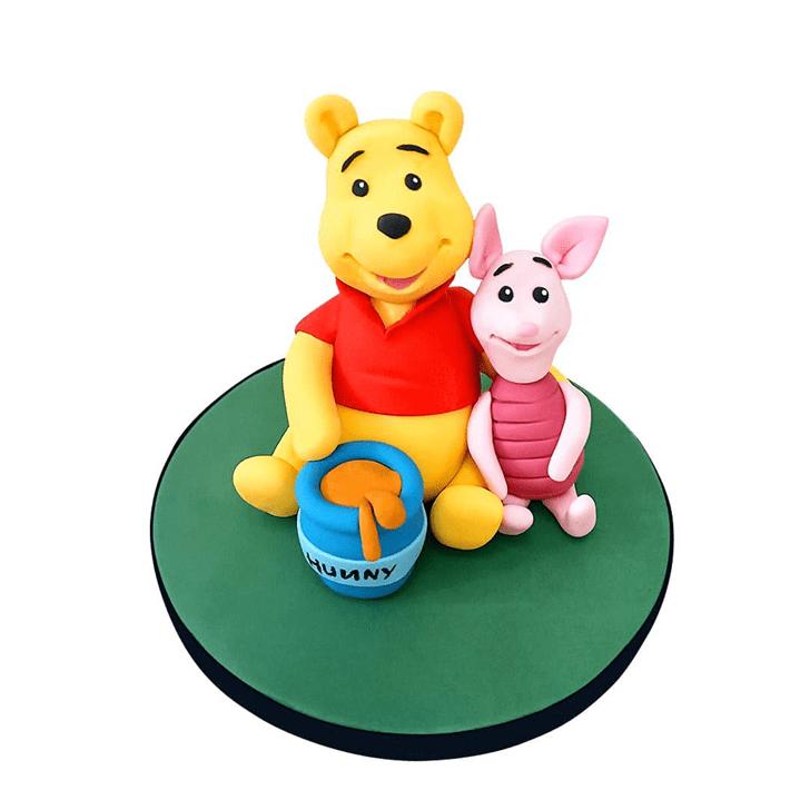 Radiant Piglet Cake