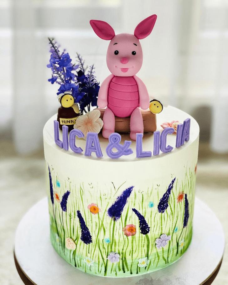 Ravishing Piglet Cake