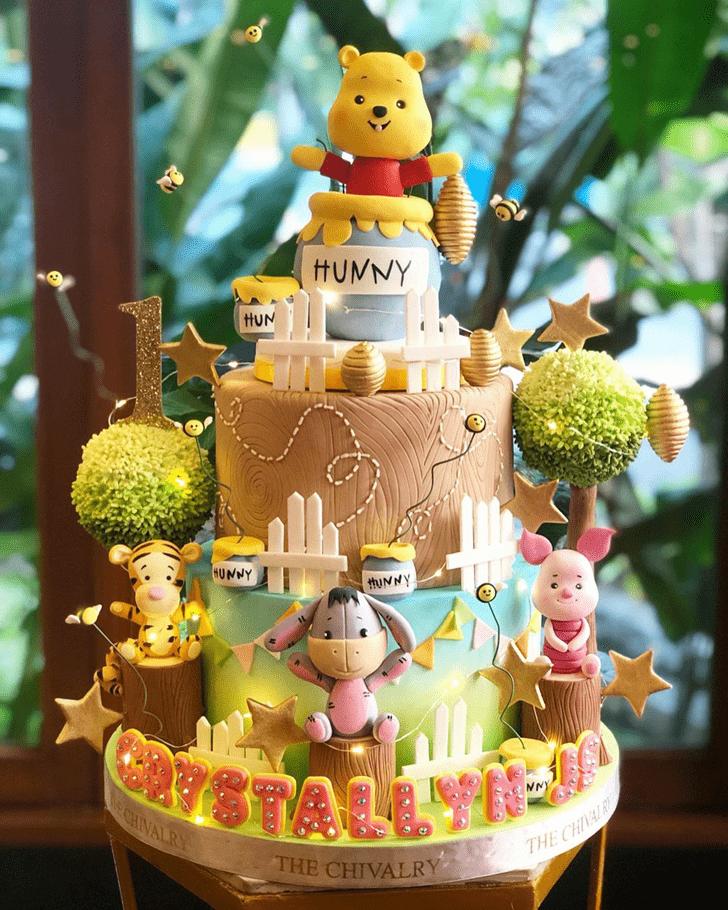 Splendid Piglet Cake