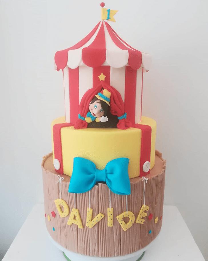 Exquisite  Pinocchio Cake
