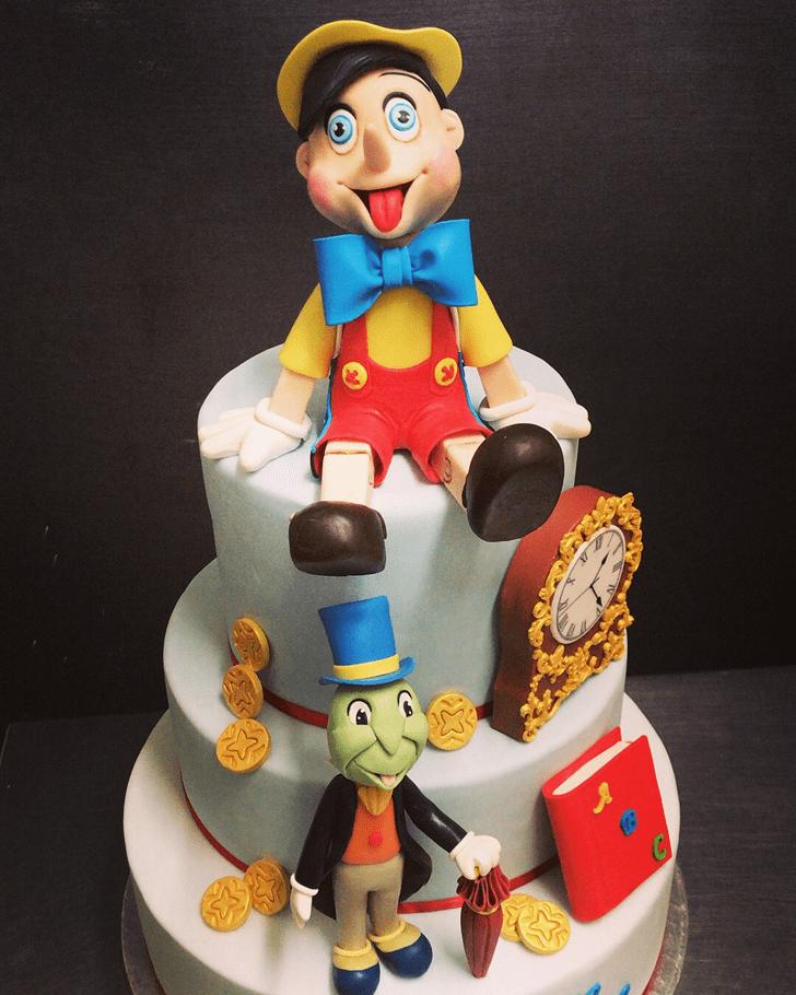 Grand  Pinocchio Cake