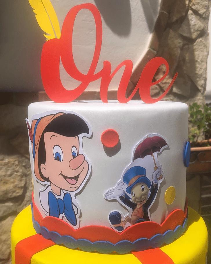 Ideal  Pinocchio Cake