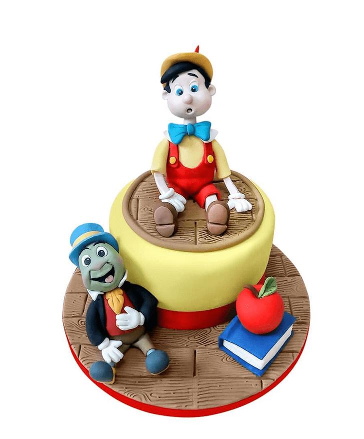 Radiant  Pinocchio Cake