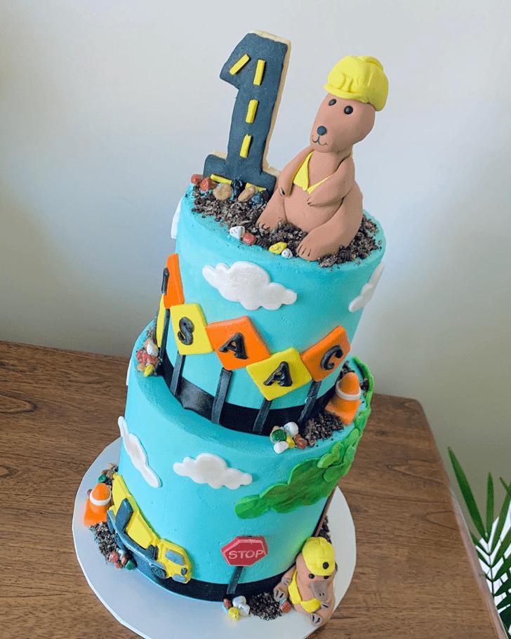Alluring Platypus Cake