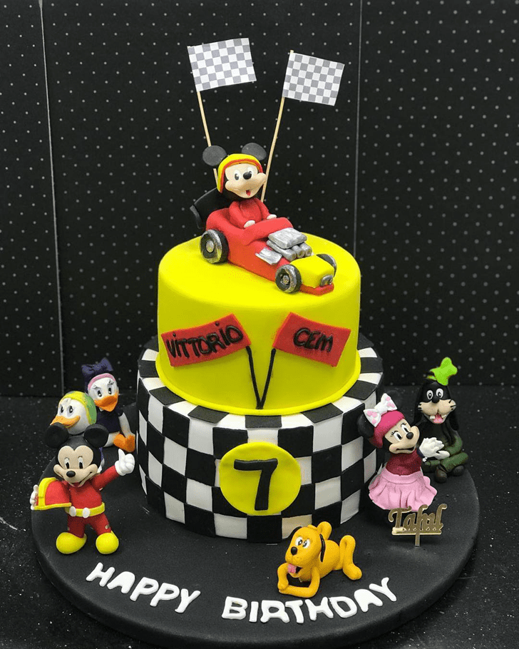 Marvelous Disneys Pluto Cake