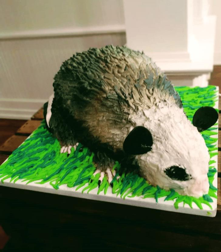 Alluring Possum Cake