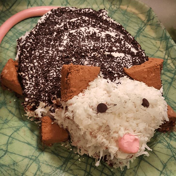 Beauteous Possum Cake