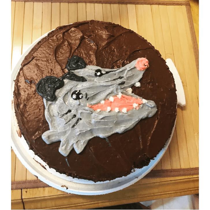 Classy Possum Cake