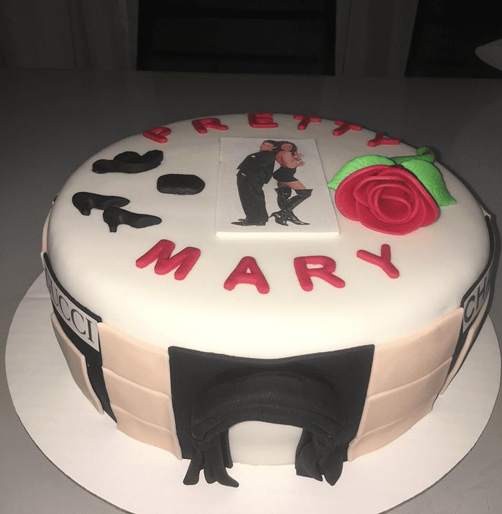 Bewitching Pretty Woman Cake