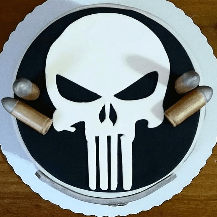 Magnificent Punisher Cake