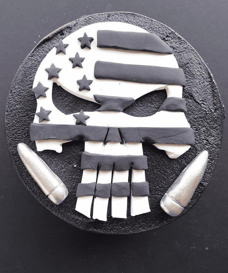 Mesmeric Punisher Cake
