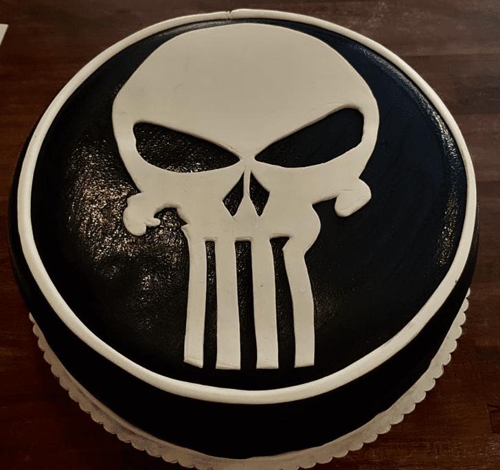 Radiant Punisher Cake