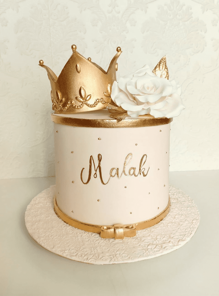 Alluring Queen Cake