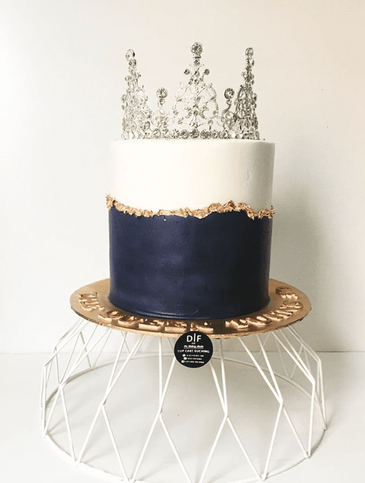 Excellent Queen Cake