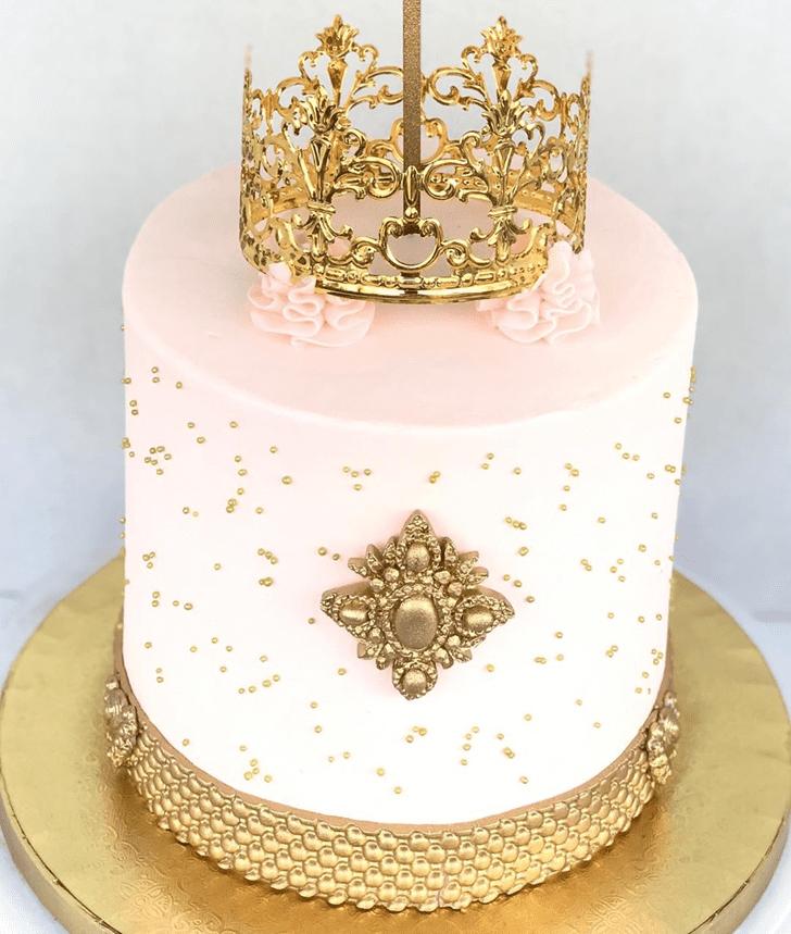 Gorgeous Queen Cake